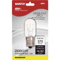 GE Lighting 40 WATT MICROWAVE BULB 71604 40T8N/CD