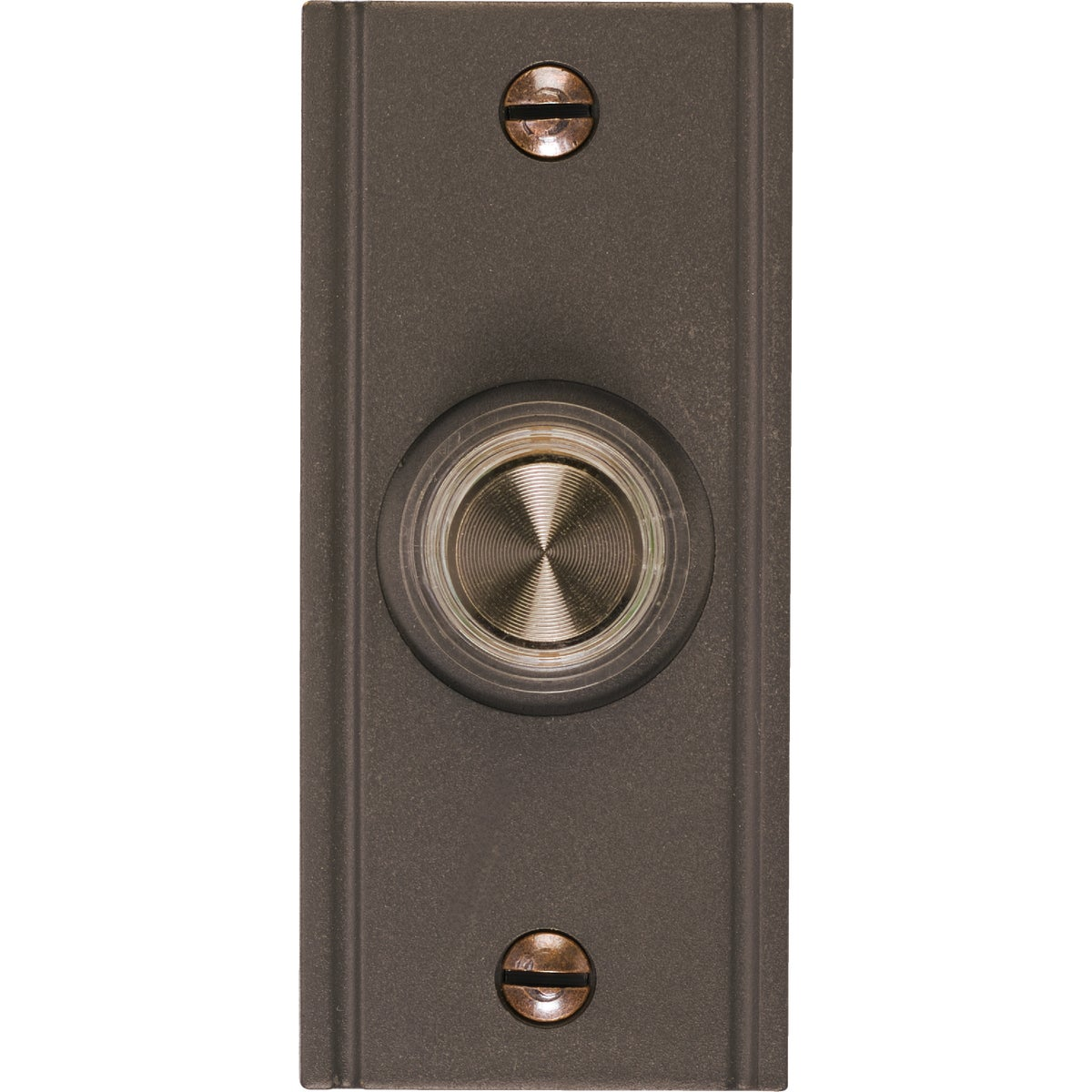 RUST LIGHTED PUSHBUTTON - DH1632L by Thomas & Betts