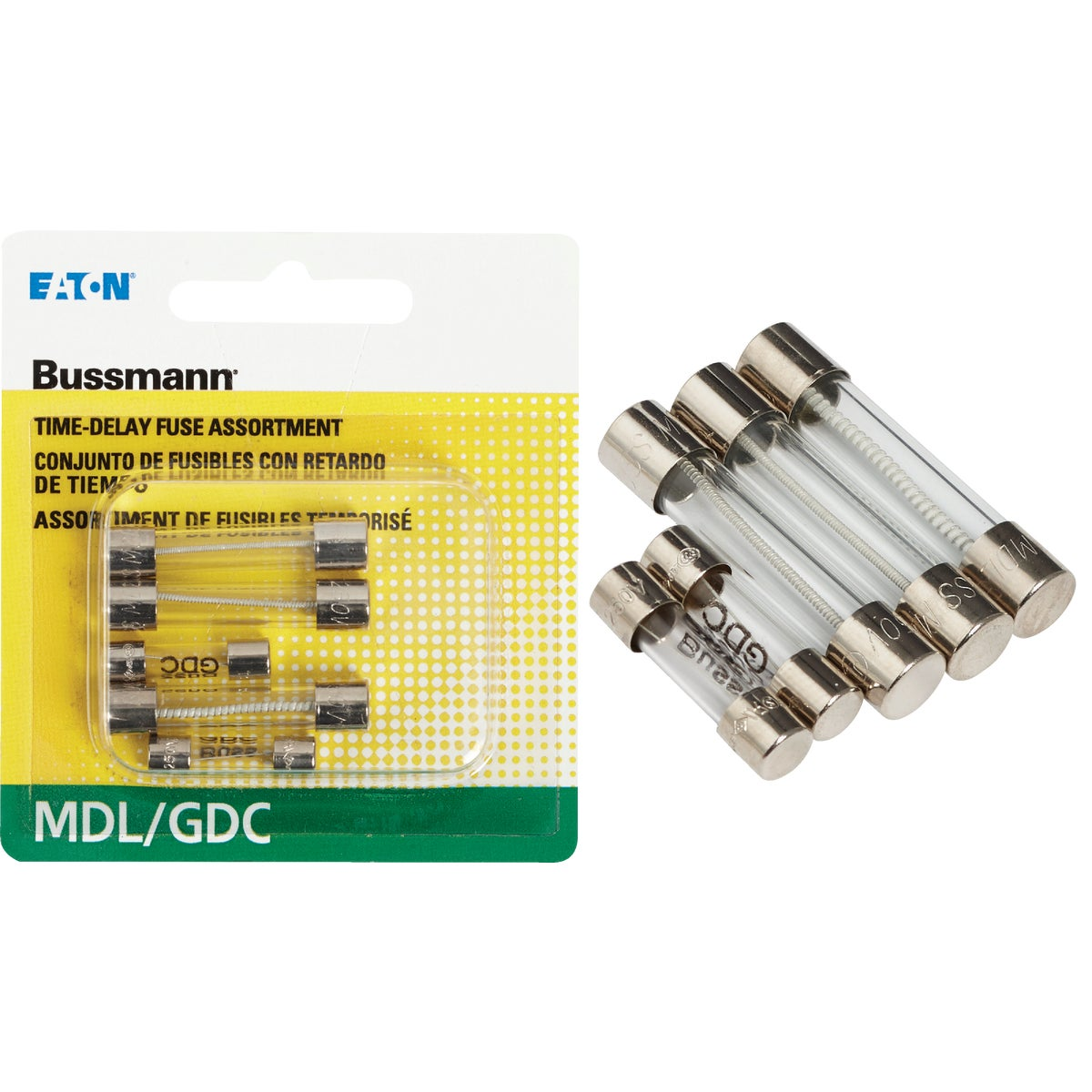 5PK ELECTRONIC FUSE - HEF-2 by Bussmann Cooper