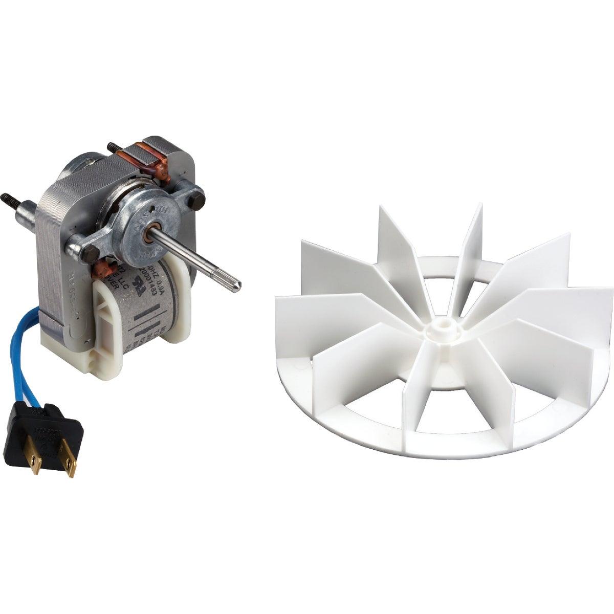 Broan Replacement Motor/Wheel Bath Exhaust Fan, BP27