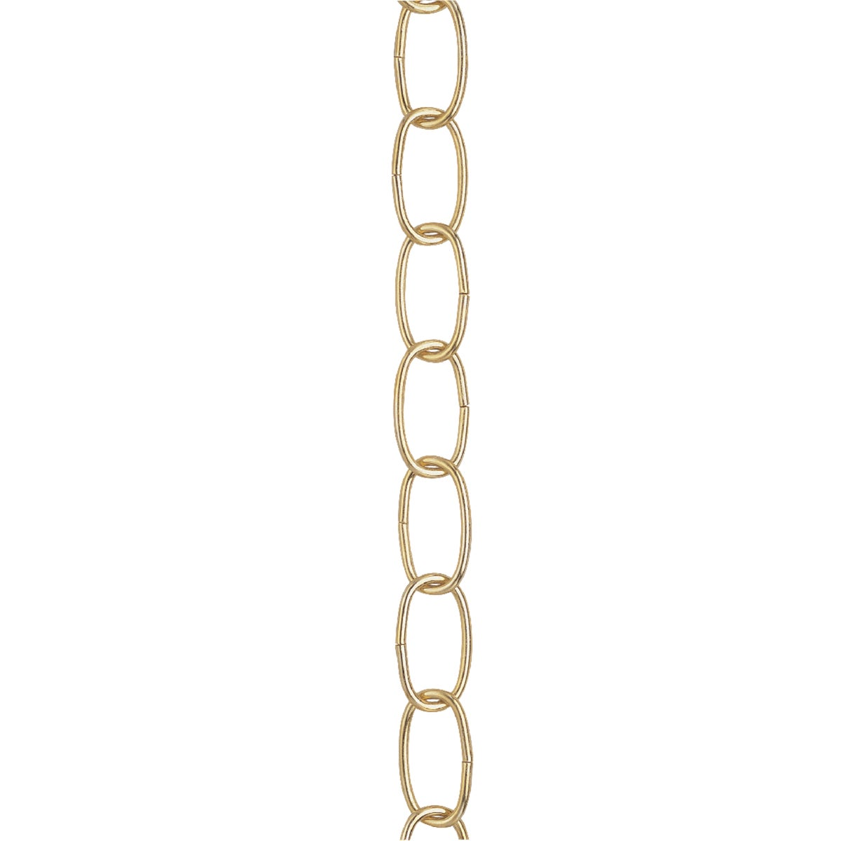3' BRASS CHAIN - 70070 by Westinghouse Lightng