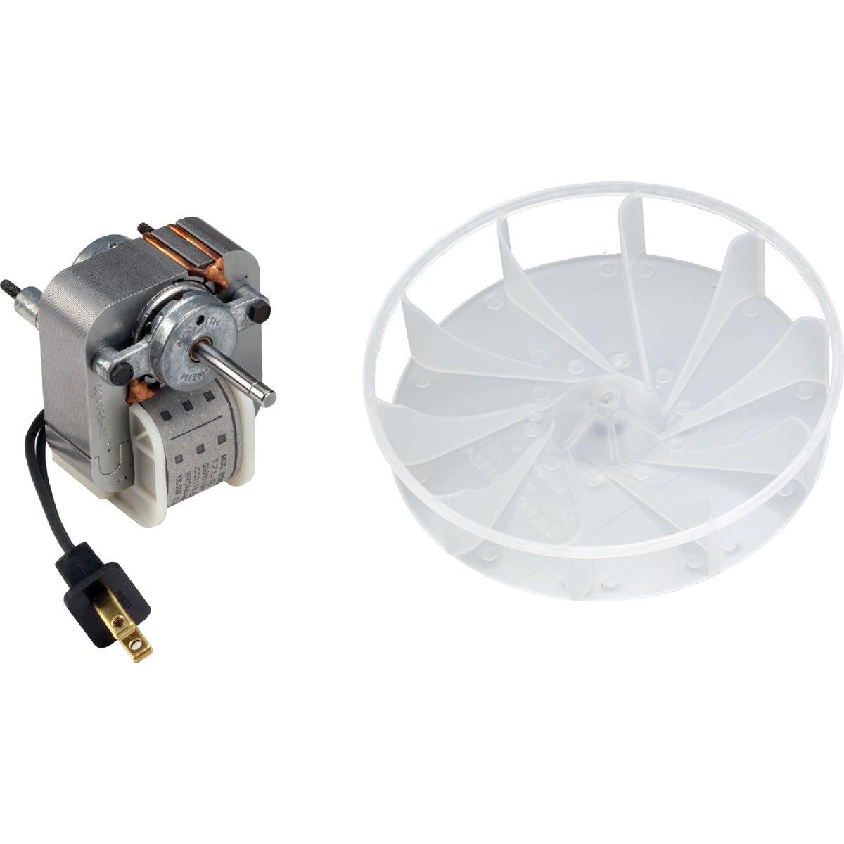 Broan Motor/Wheel Bath Exhaust Fan, BP28