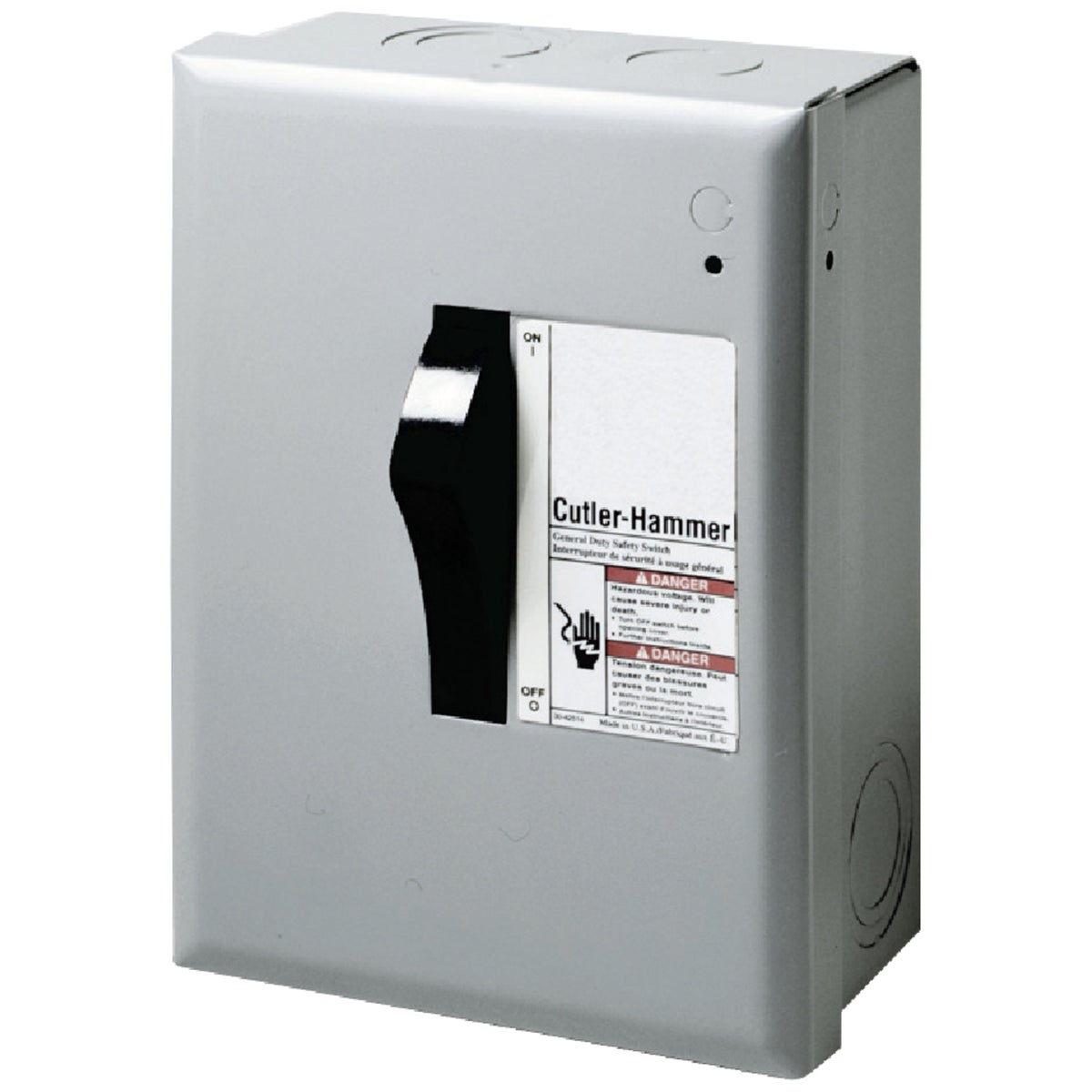 30A SAFETY SWITCH - DP111NGB by Eaton Corporation