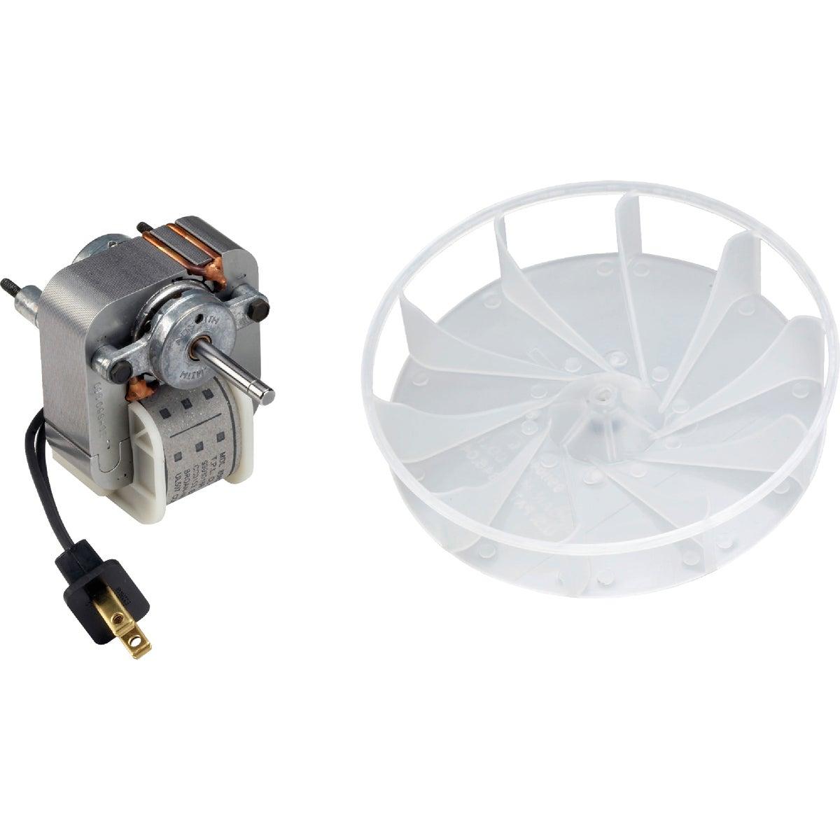 Broad Motor/Wheel Bath Exhaust Fan, BP51