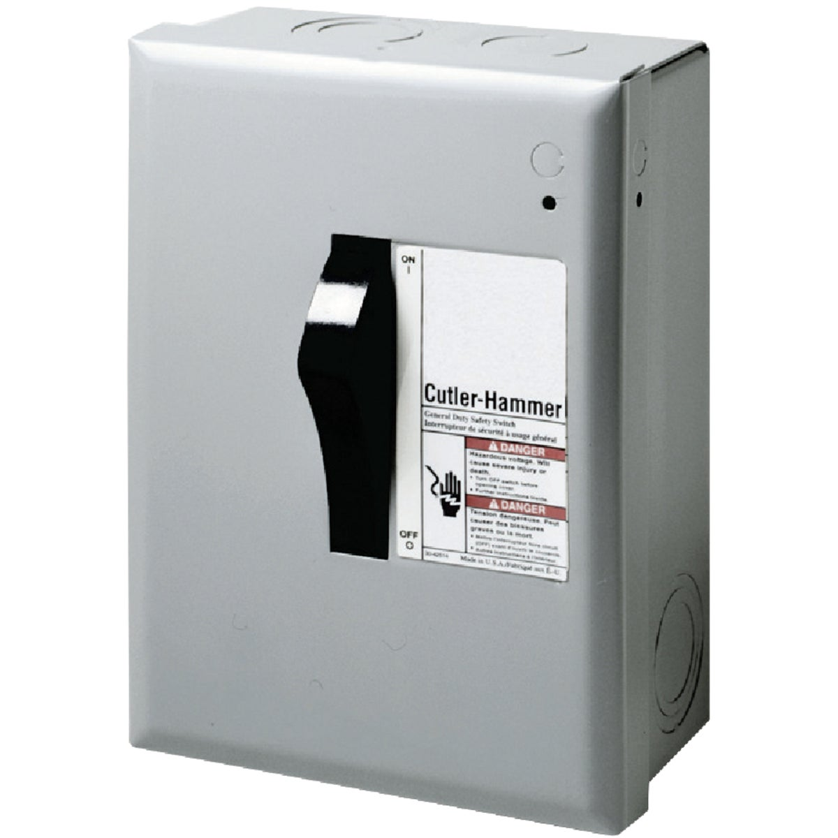 30A SAFETY SWITCH - DP221NGB by Eaton Corporation