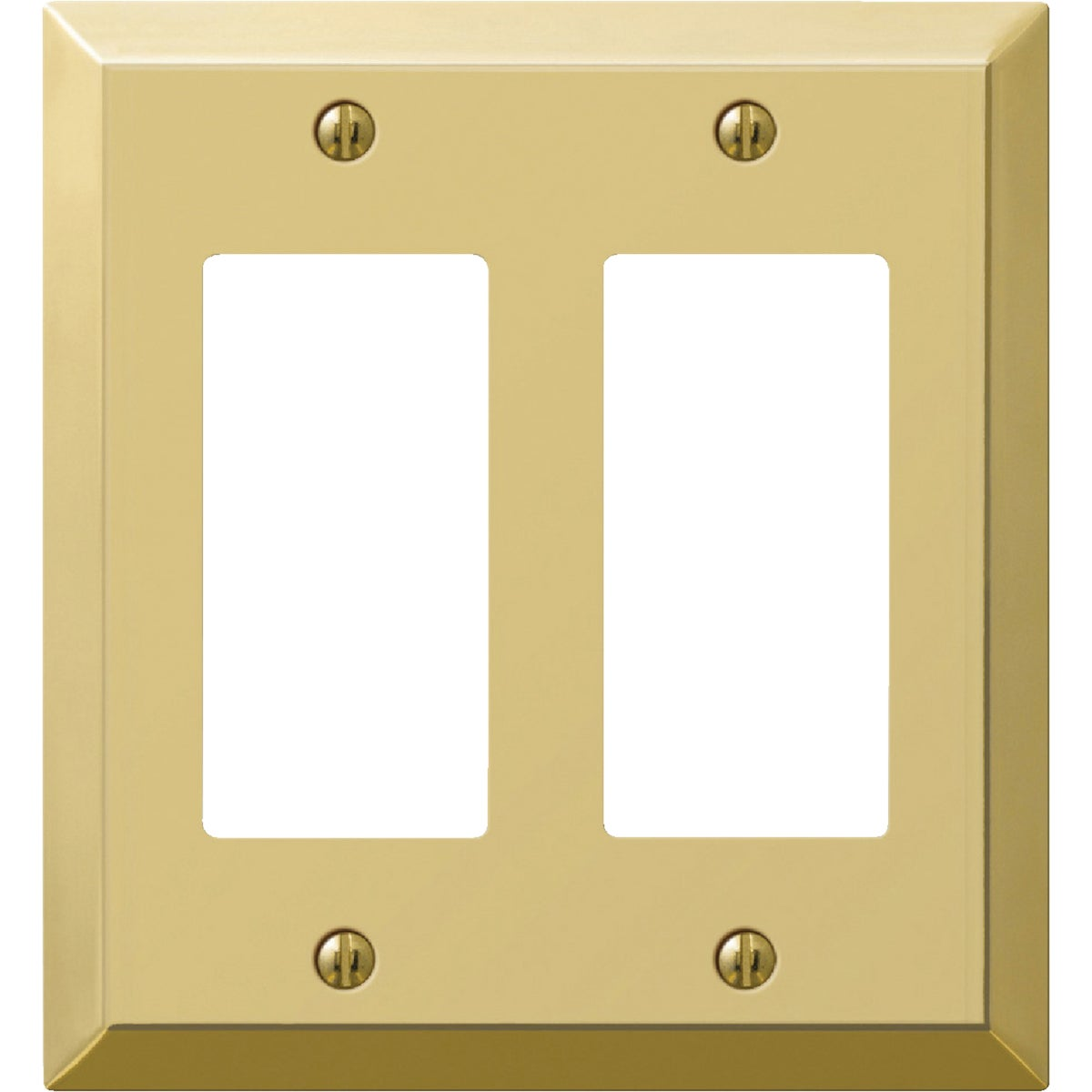 BRS 2-GFI WALL PLATE - 9BS127 by Jackson Deerfield Mf
