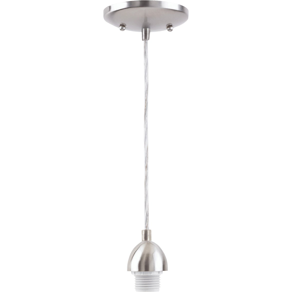 MINI PENDANT BRUSHED NIK - 70284 by Westinghouse Lightng