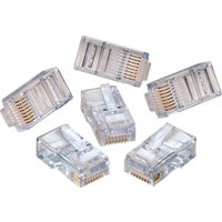 Leviton 10PACK CAT5E CONNECTOR 631-47613-EZR