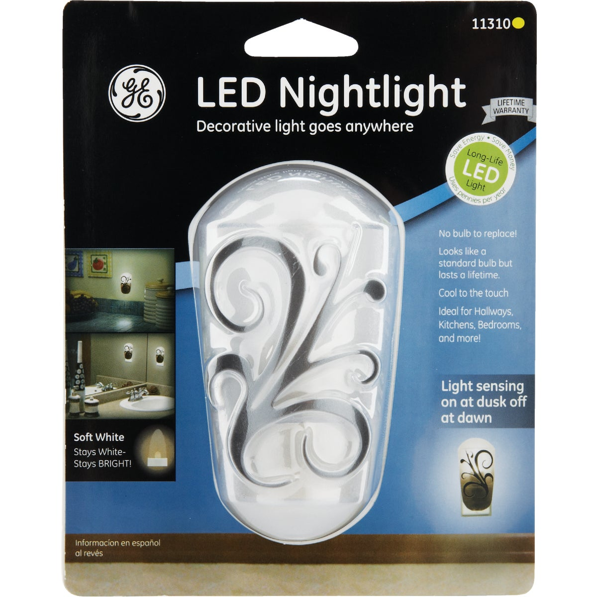 LED NIGHTLIGHT - 11310 by Jasco Products Co