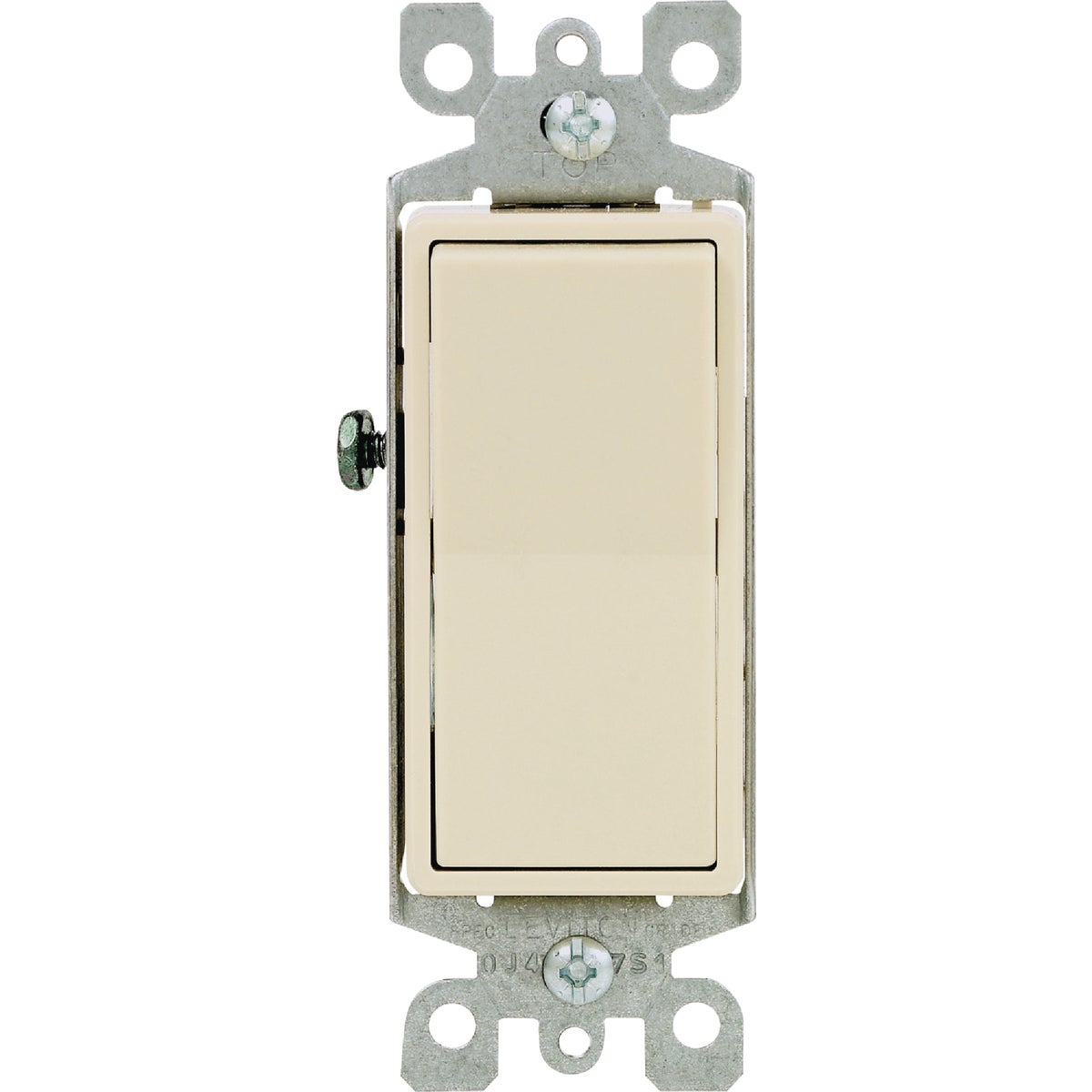 IV SGL POLE GRND SWITCH - S11-5601-2IS by Leviton Mfg Co