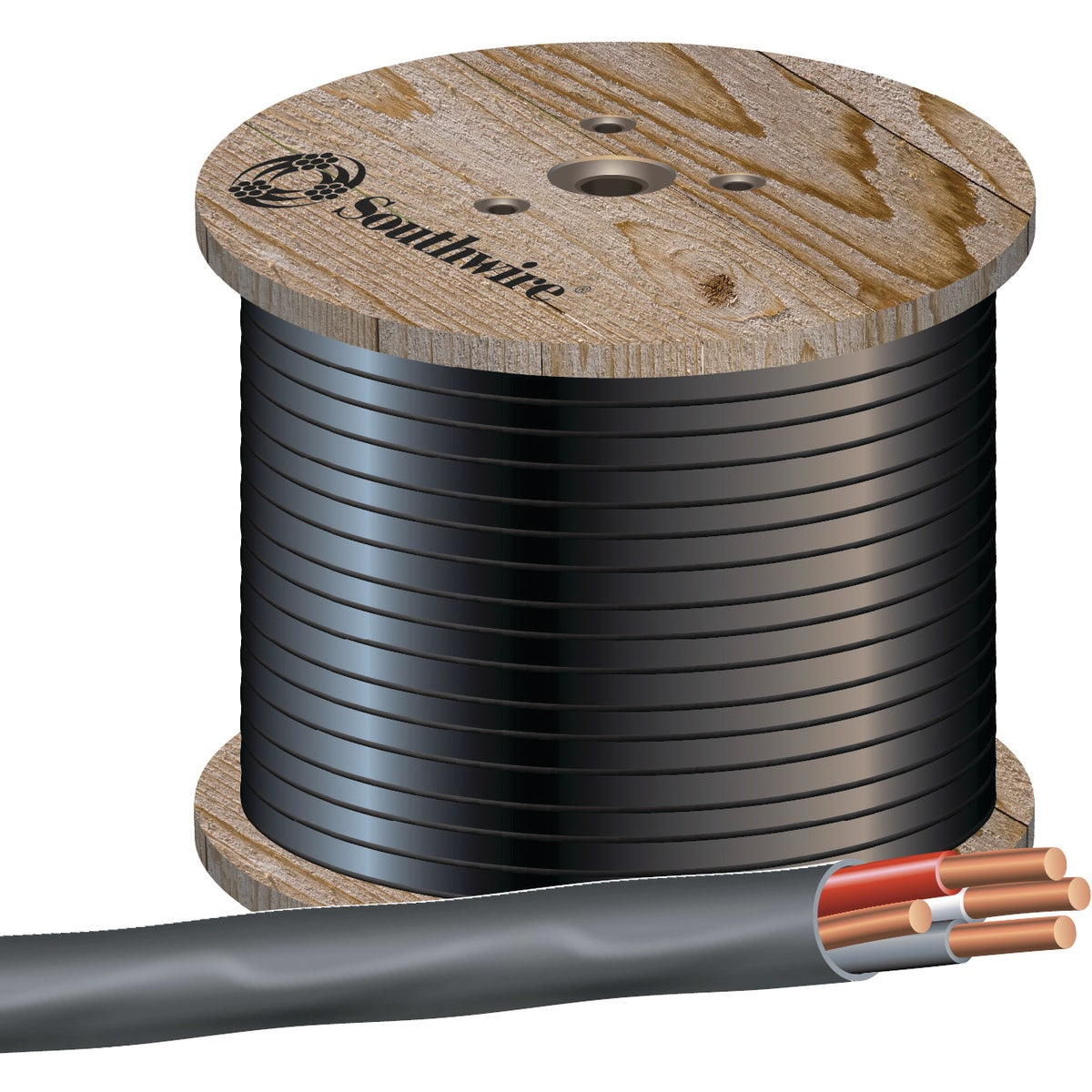 500' 8-3 NMW/G WIRE - 63949205 by Southwire Company
