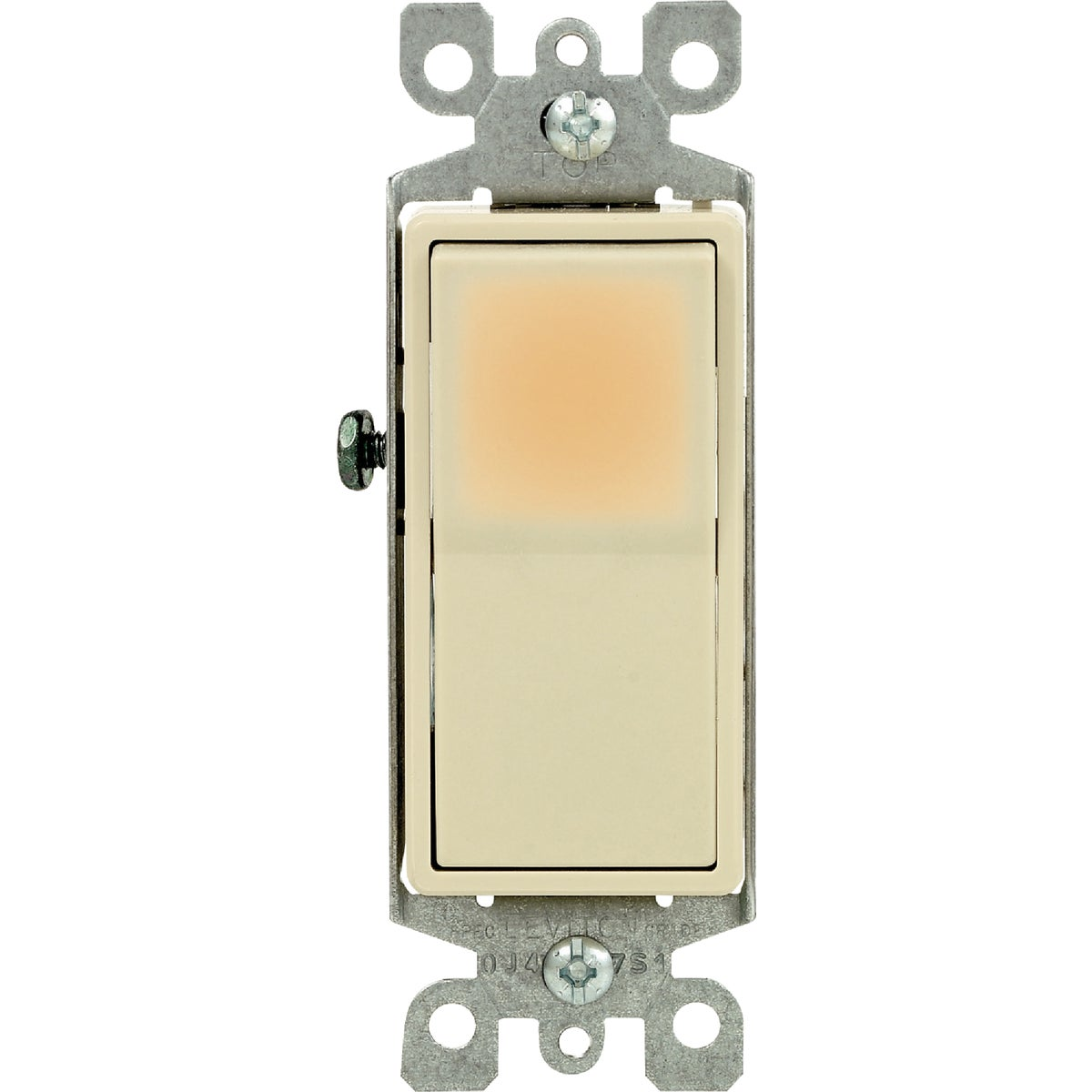 IV 1POLE GRND SWITCH - S01-5611-2ISP by Leviton Mfg Co