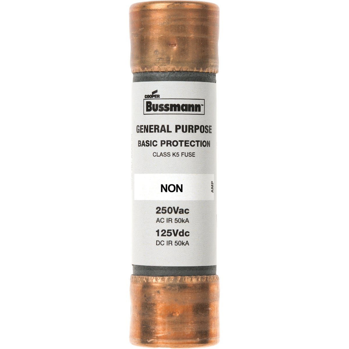 60A NON CARTRIDGE FUSE - NON-60 by Bussmann Cooper