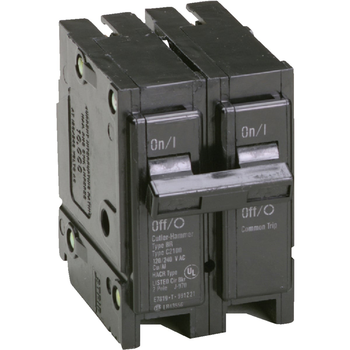 2P 25A CIRCUIT BREAKER - BR225 by Eaton Corporation