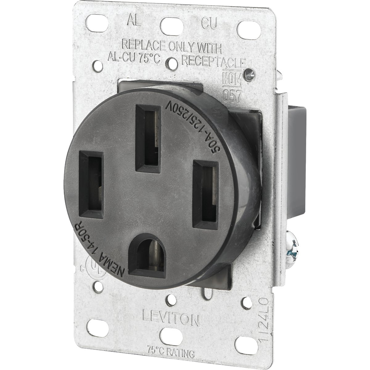 FLUSH RANGE OUTLET