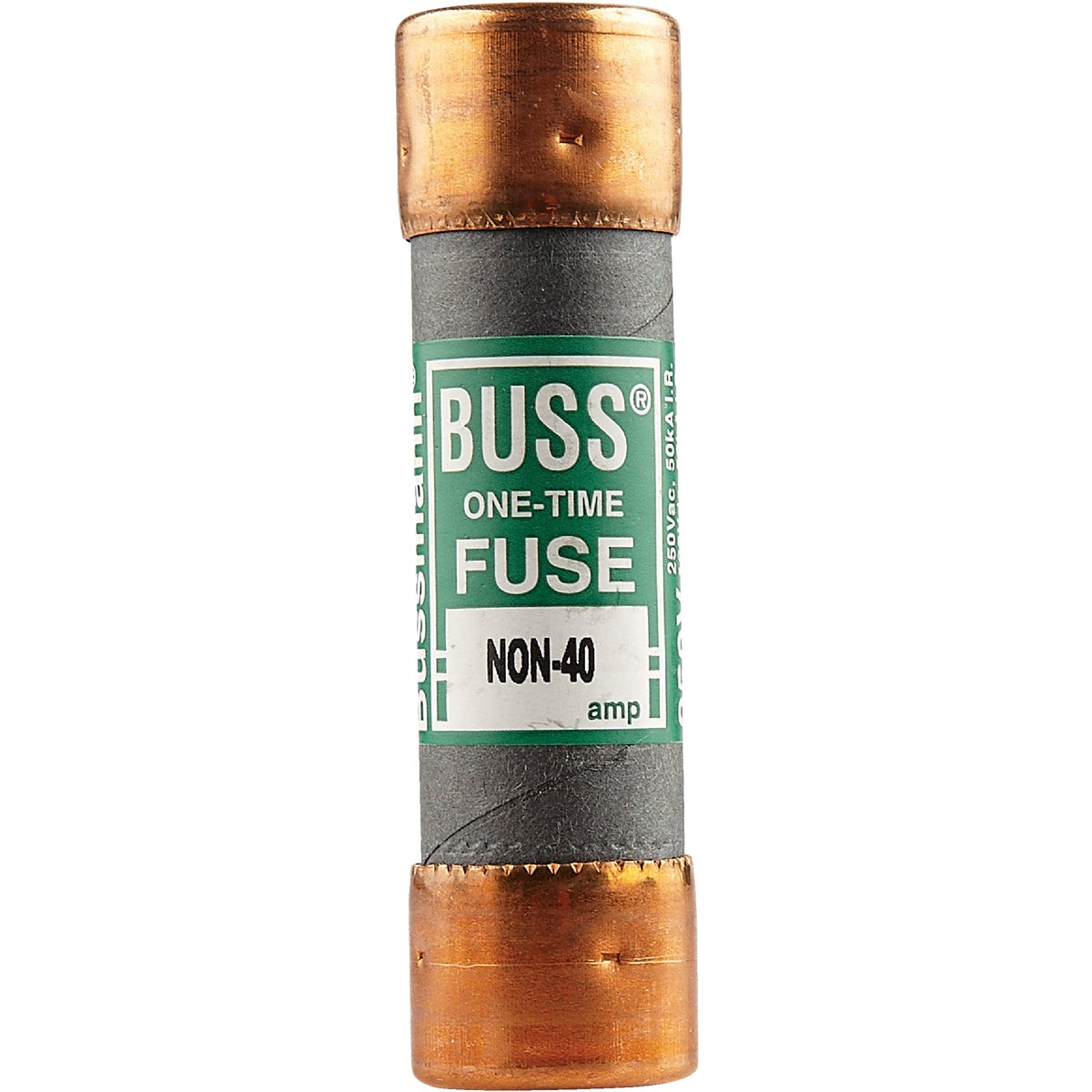 40A NON CARTRIDGE FUSE - NON-40 by Bussmann Cooper