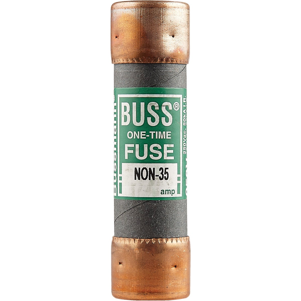 35A NON CARTRIDGE FUSE - NON-35 by Bussmann Cooper