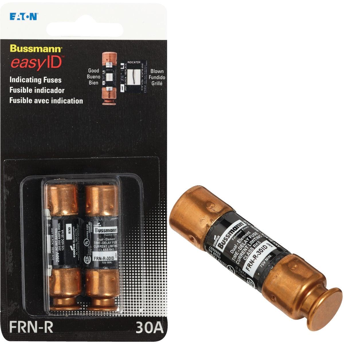2PK 30A FRNR EASYID FUSE - BP/FRNR-30ID by Bussmann Cooper