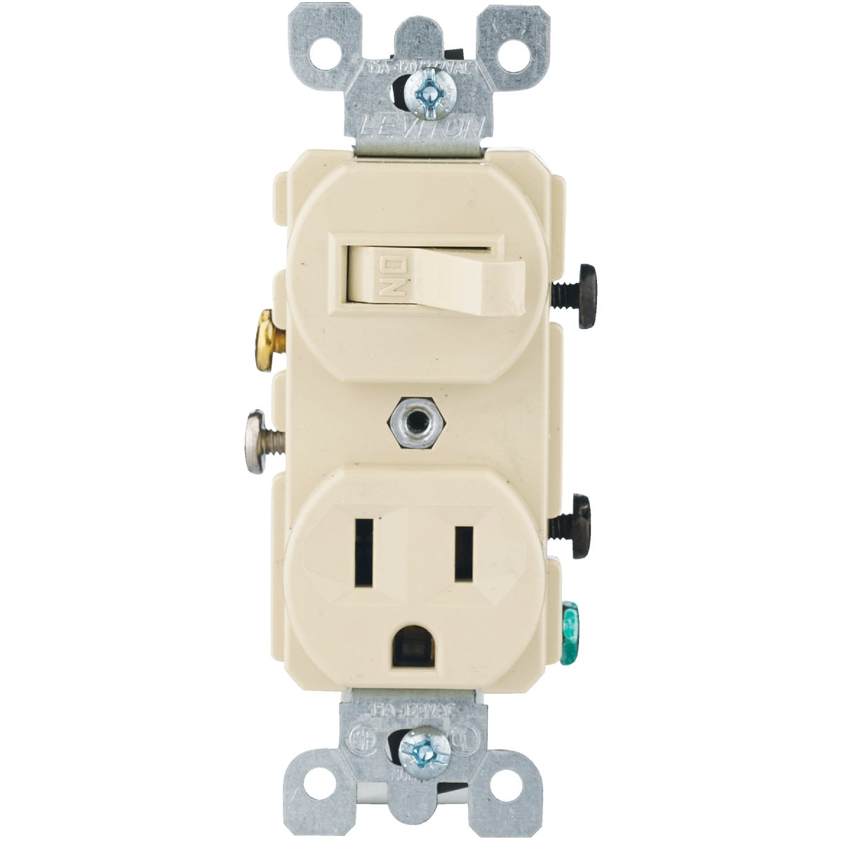 IV OUTLET SWITCH - 52250IS by Leviton Mfg Co