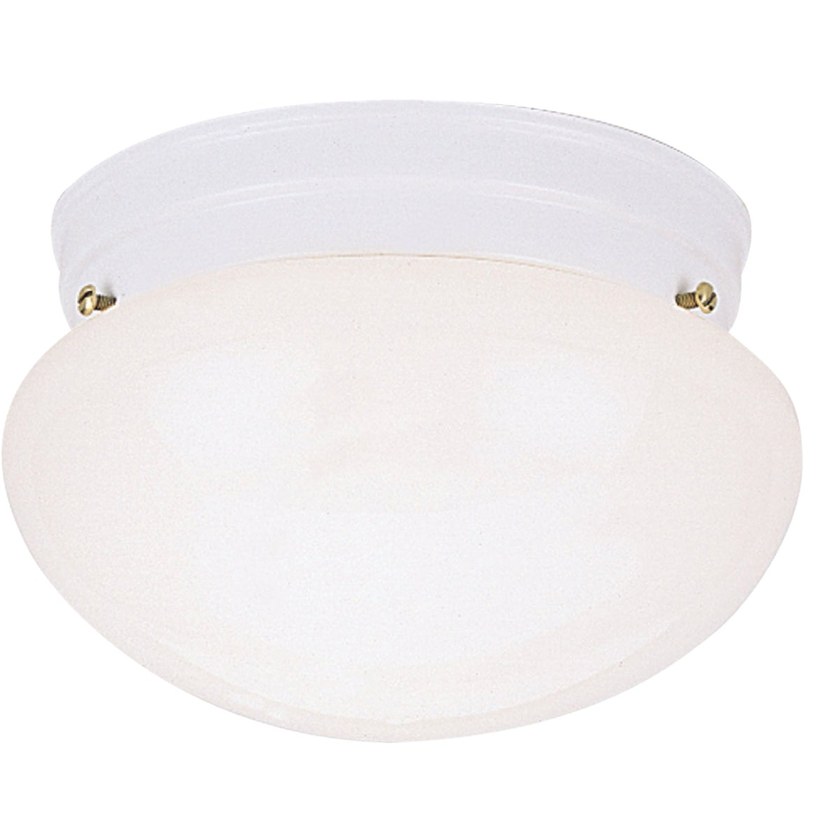 2BULB WH CEILING FIXTURE
