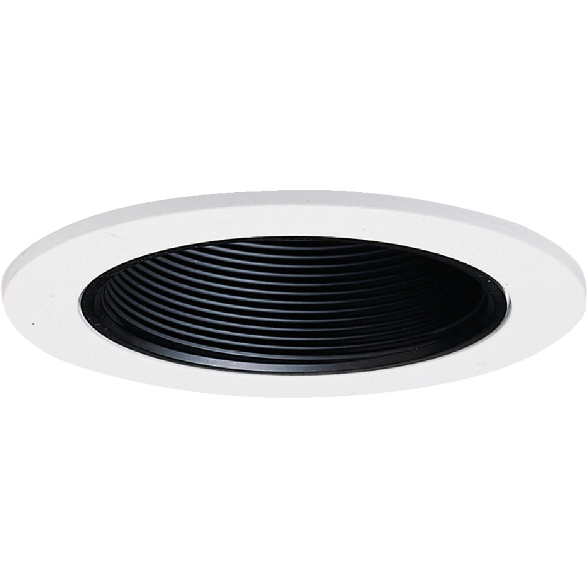 "4"" BLK/WHT TRIM BAFFLE - 993P by Cooper Lighting"