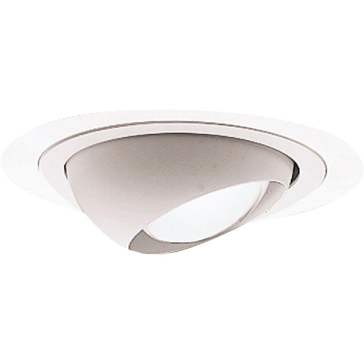 """4"""" 30 DEGREE WHT EYEBALL - 998P by Cooper Lighting"""