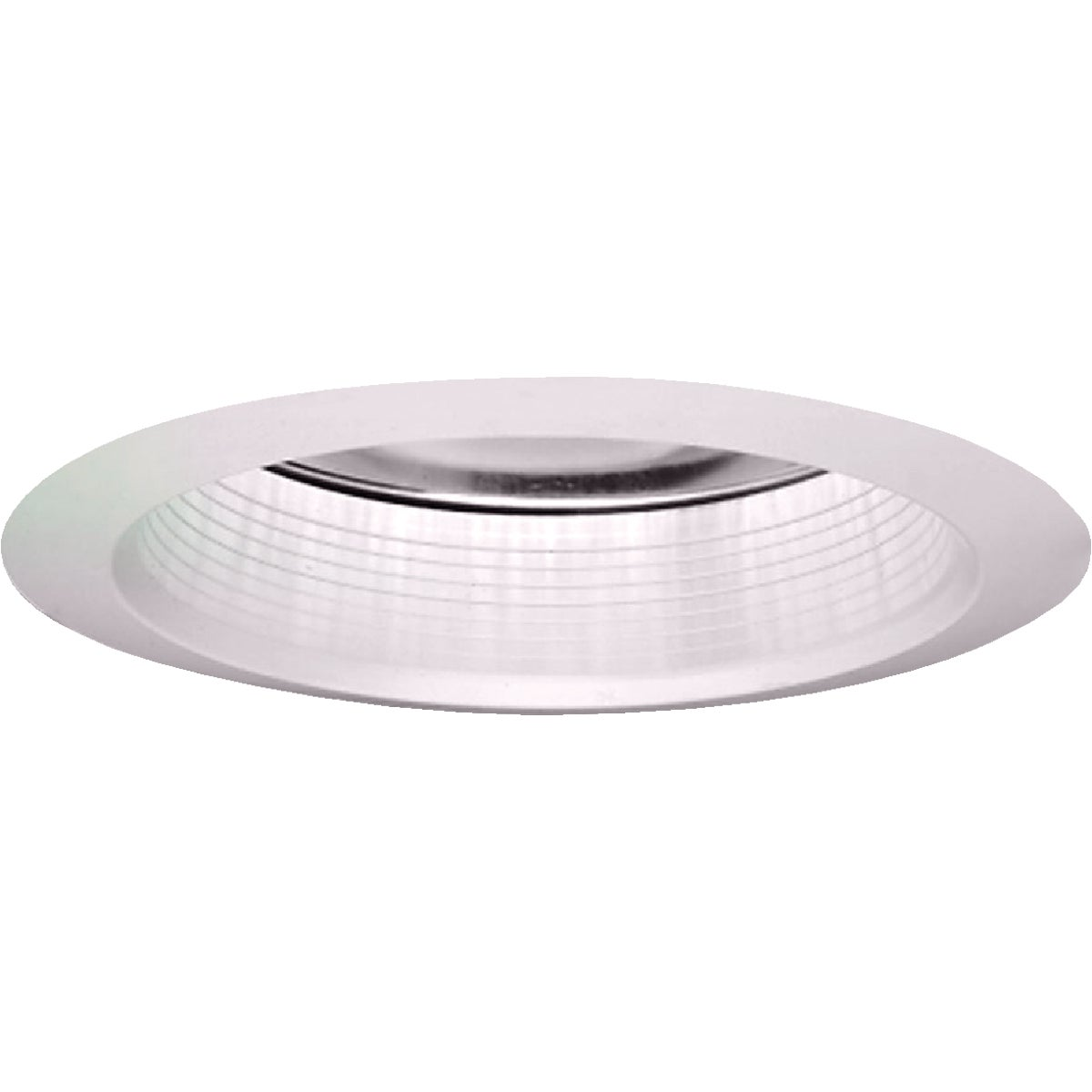 "6"" WHT BAFFLE AIR TITE"