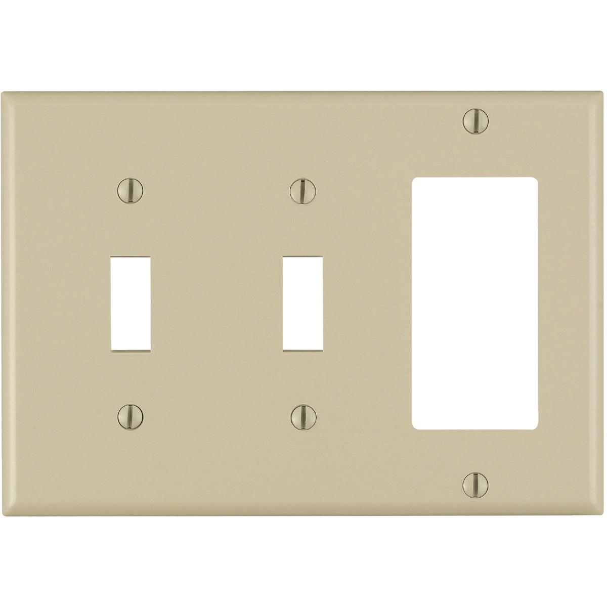 IV 2T ROCKER WALLPLATE - 001-80421I by Leviton Mfg Co