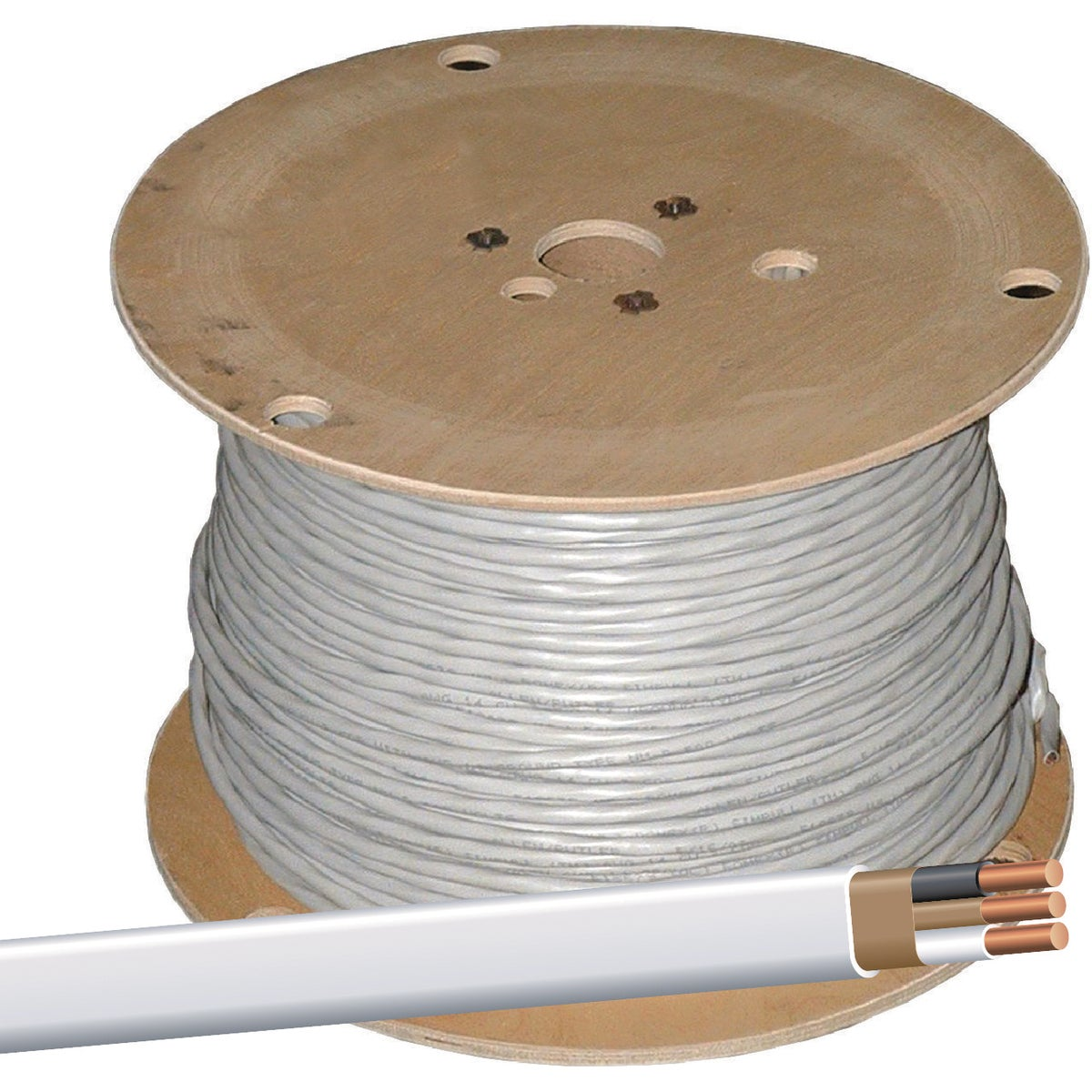 450' 14-2 NMW/G WIRE - 28827472 by Southwire Company