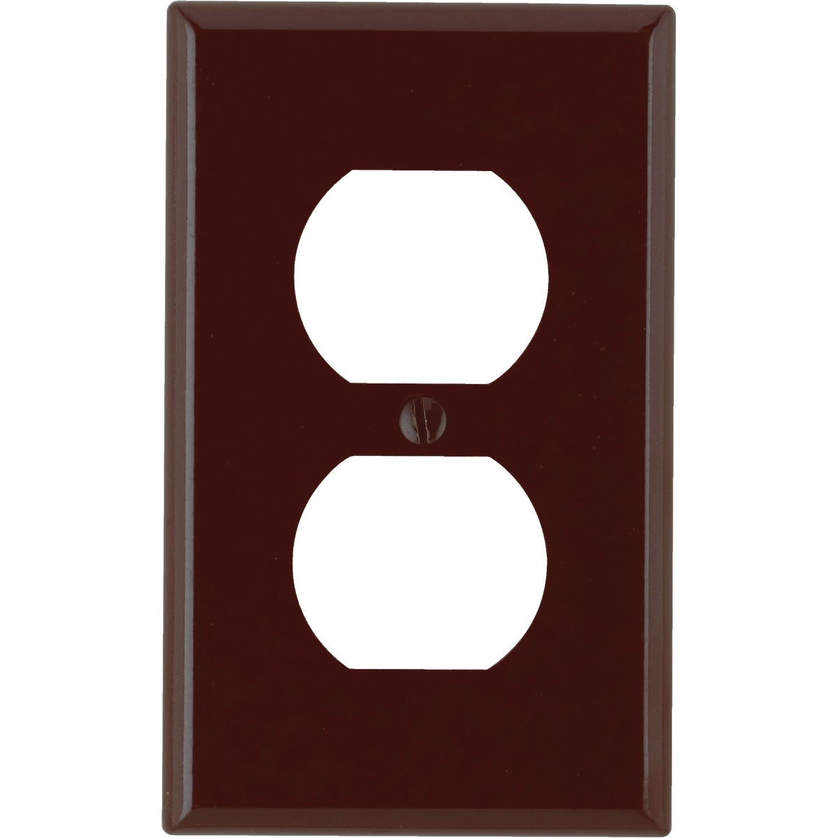 BR OUTLET WALL PLATE - 85003 by Leviton Mfg Co