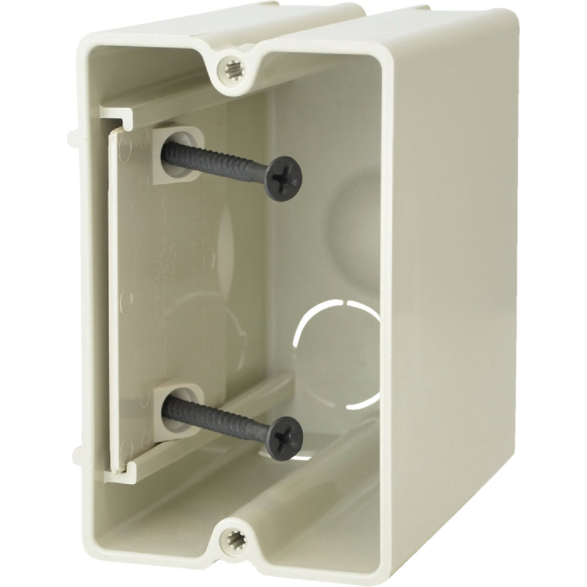 SINGLE GANG SLIDER BOX - SB-1 by Allied Moulded
