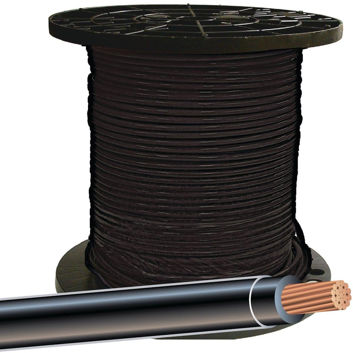500' 8STR BLK THHN WIRE - 20488312 by Southwire Company