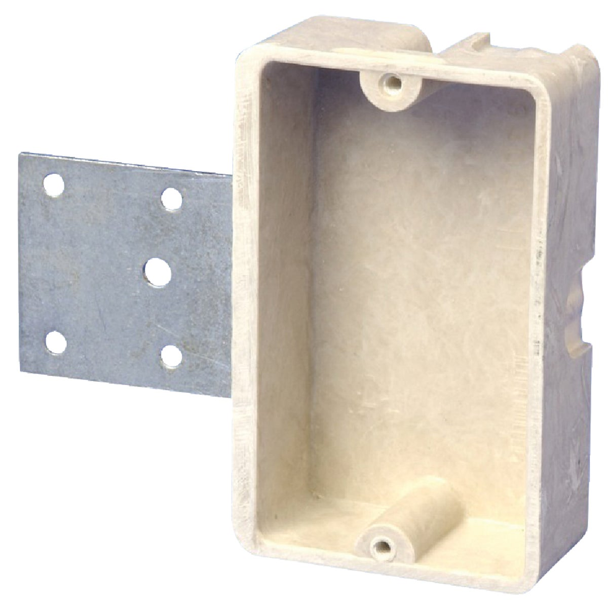 FIBERGLASS SWITCH BOX - 9303=H by Allied Moulded