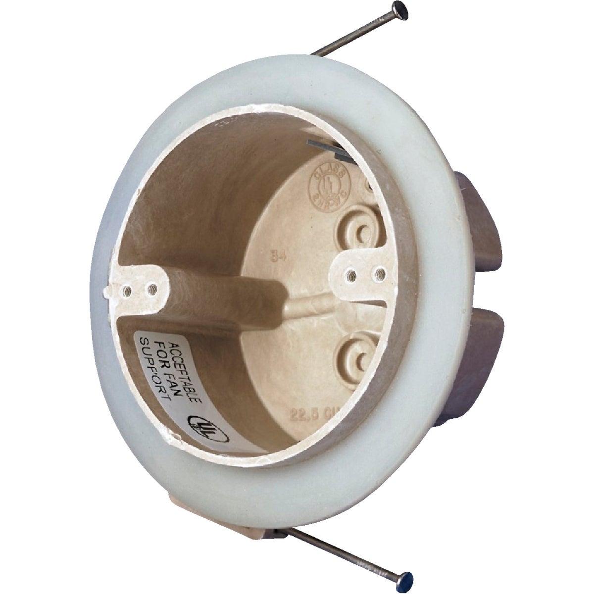 Fan Box W/Vapor Seal