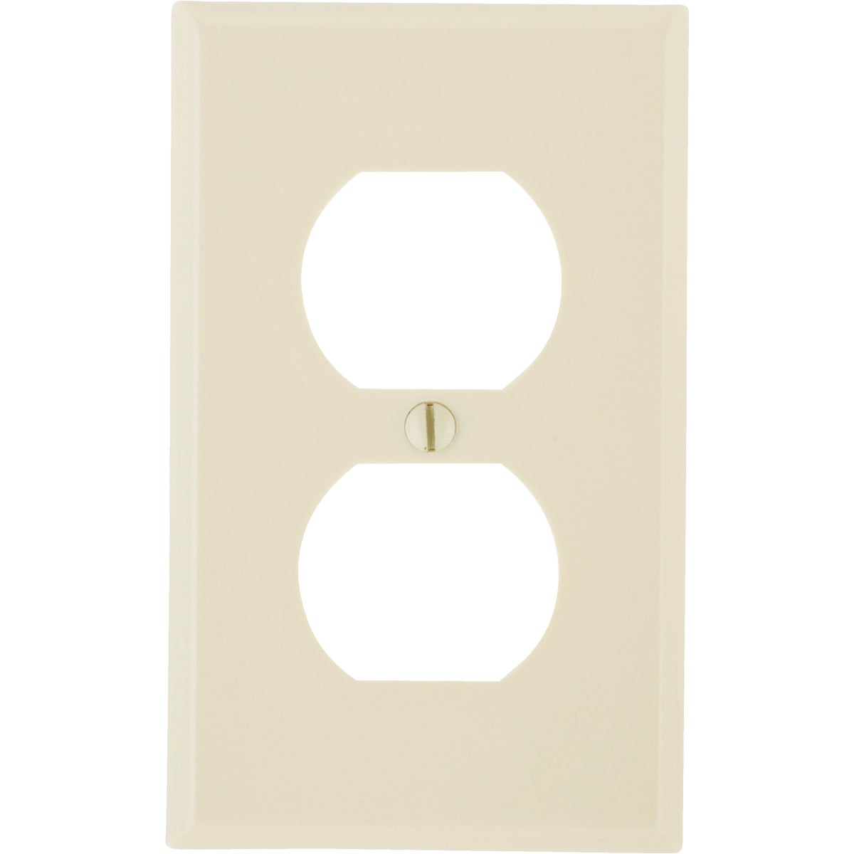 IV OUTLET WALL PLATE - 86003 by Leviton Mfg Co