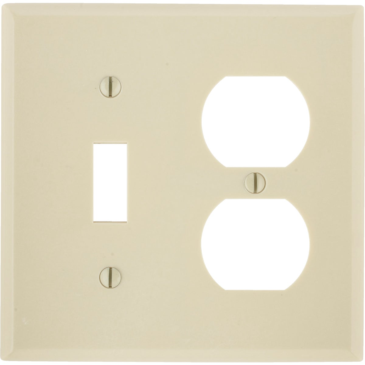 IV COMBO WALL PLATE - 86005 by Leviton Mfg Co