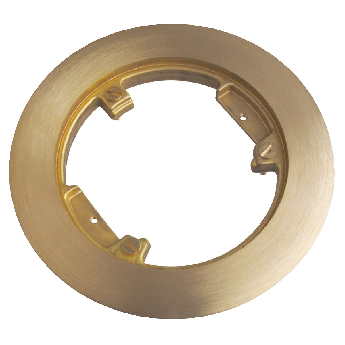 BRASS CARPET FLANGE - P60CP by Thomas & Betts