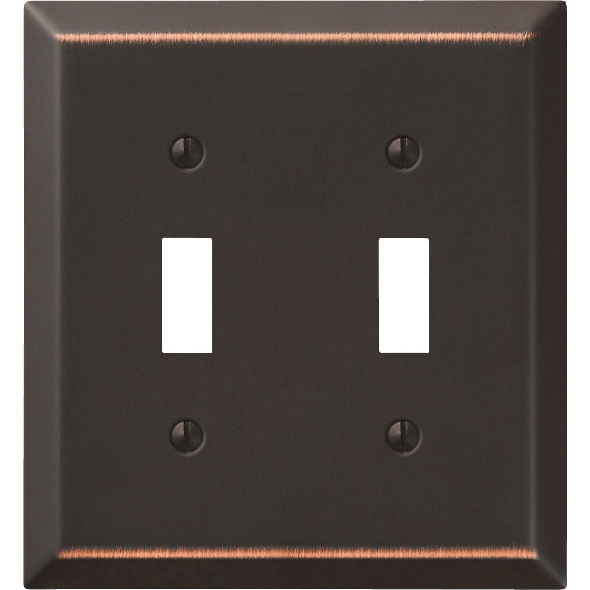 2TGL ABRZ WALLPLATE - 9AZ102 by Jackson Deerfield Mf