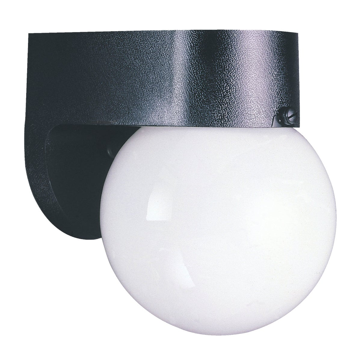 BLK OUTDOOR WALL FIXTURE - IOL137BK by Canarm Gs