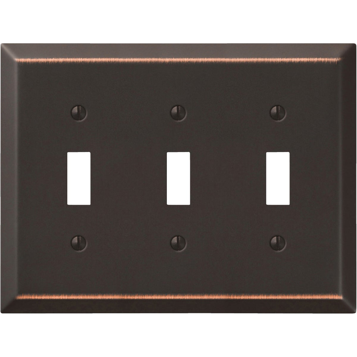 3TGL ABRZ WALLPLATE - 9AZ103 by Jackson Deerfield Mf