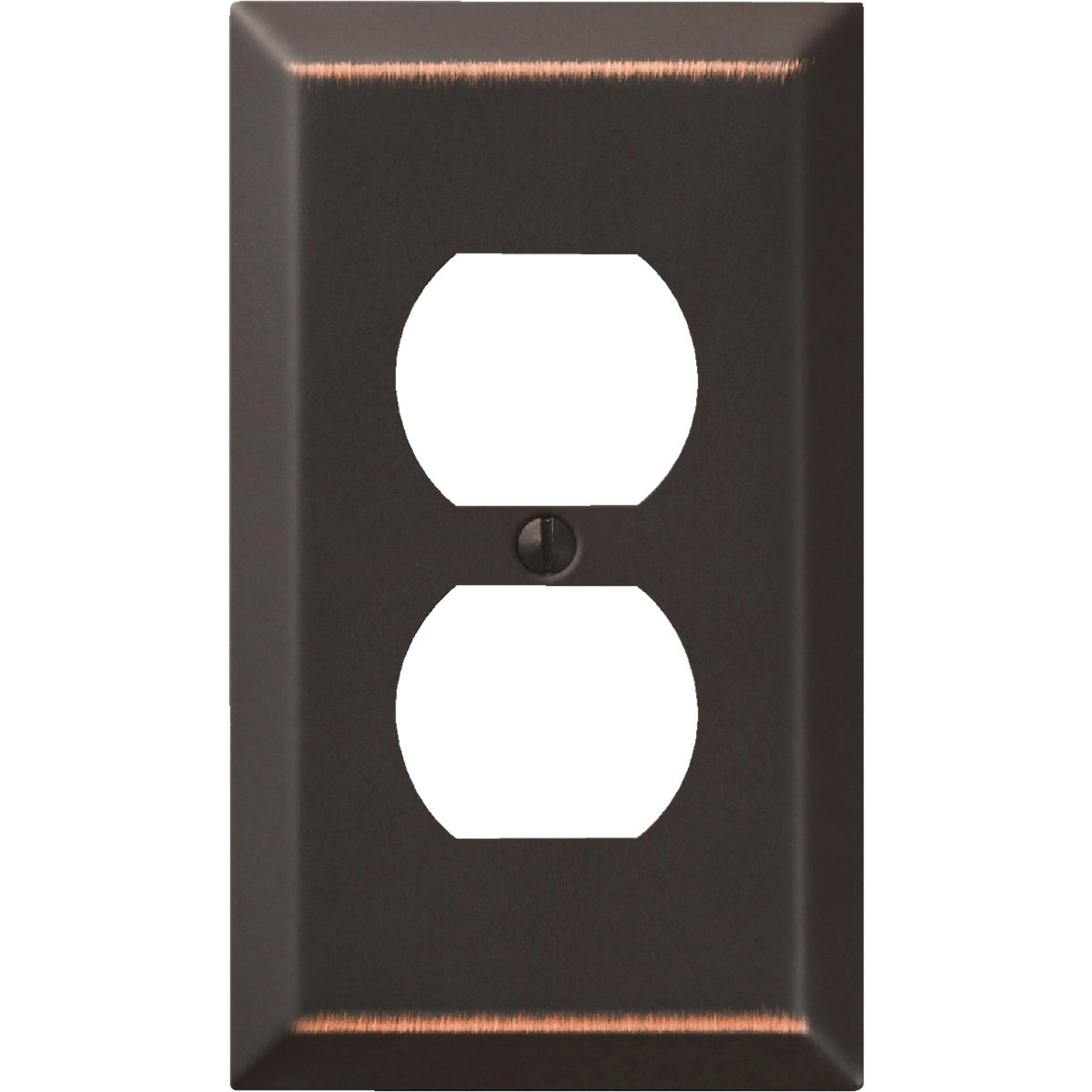 1ABRZ OUTLT WALLPLATE - 9AZ108 by Jackson Deerfield Mf