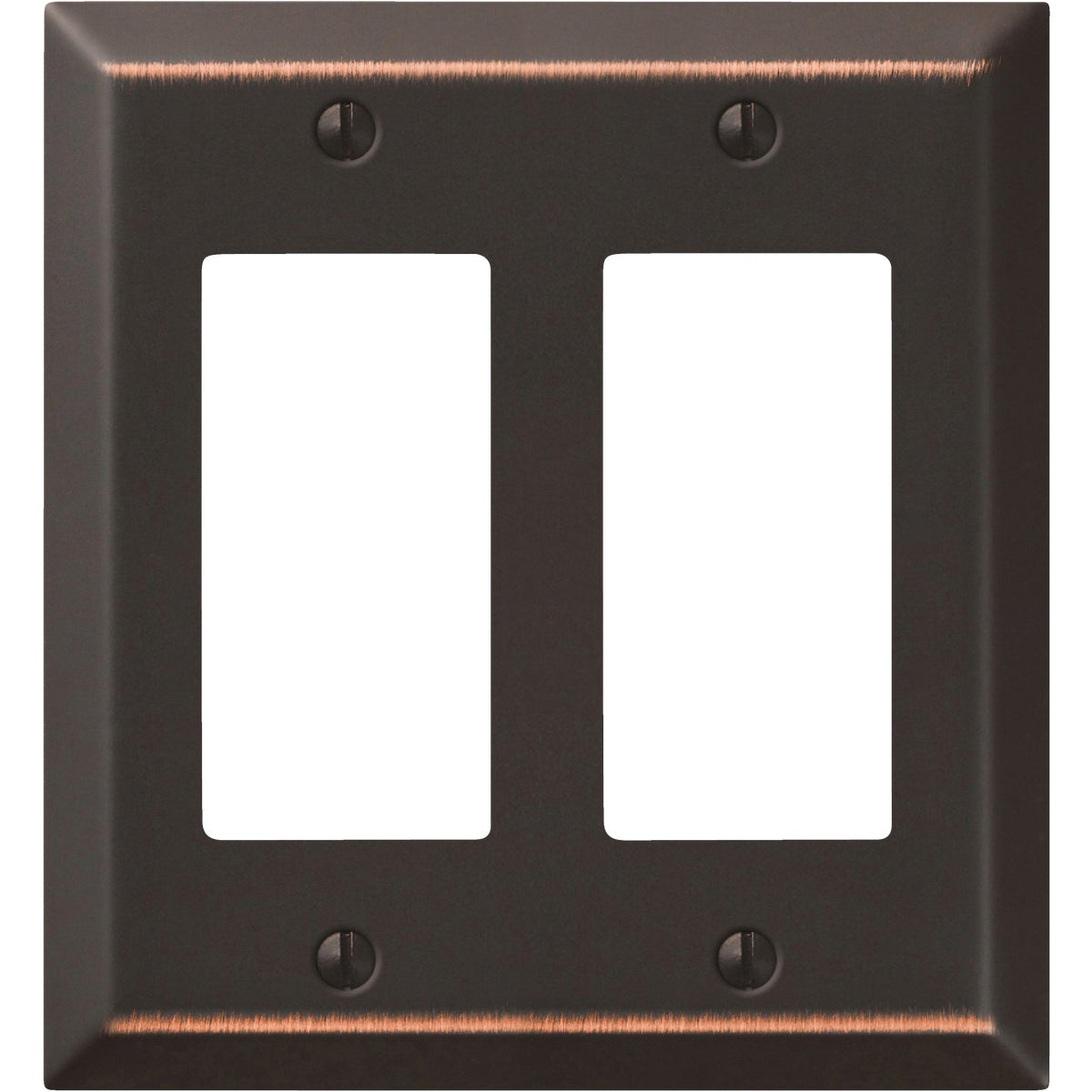 2RKR ABRZ WALLPLATE - 9AZ127 by Jackson Deerfield Mf