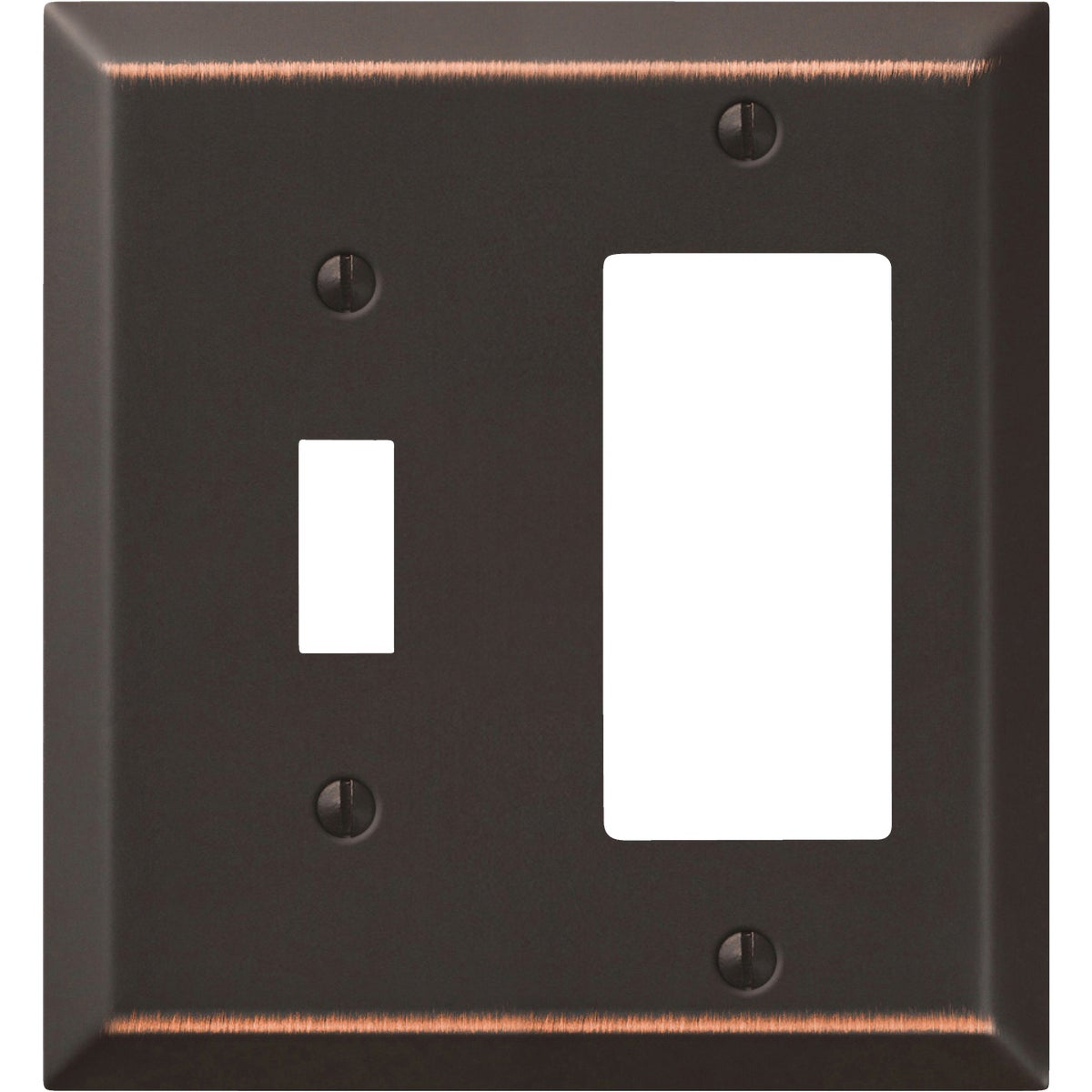 1TGL/1RKR ABRZ WALLPLATE - 9AZ126 by Jackson Deerfield Mf