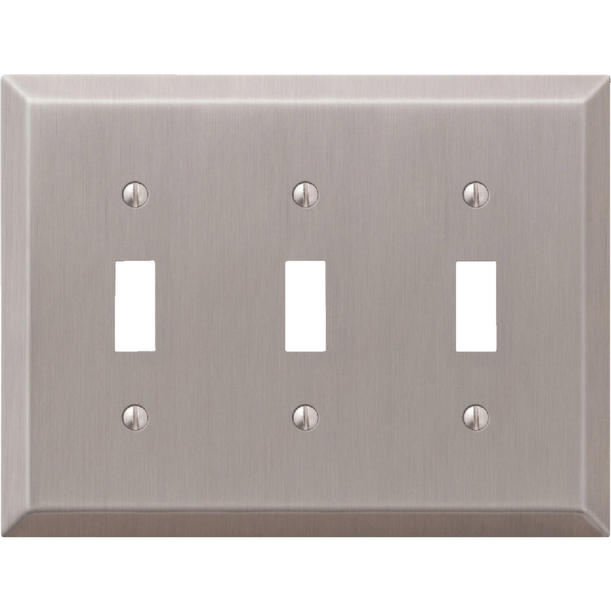 3TGL BNKL WALLPLATE - 9PT103 by Jackson Deerfield Mf