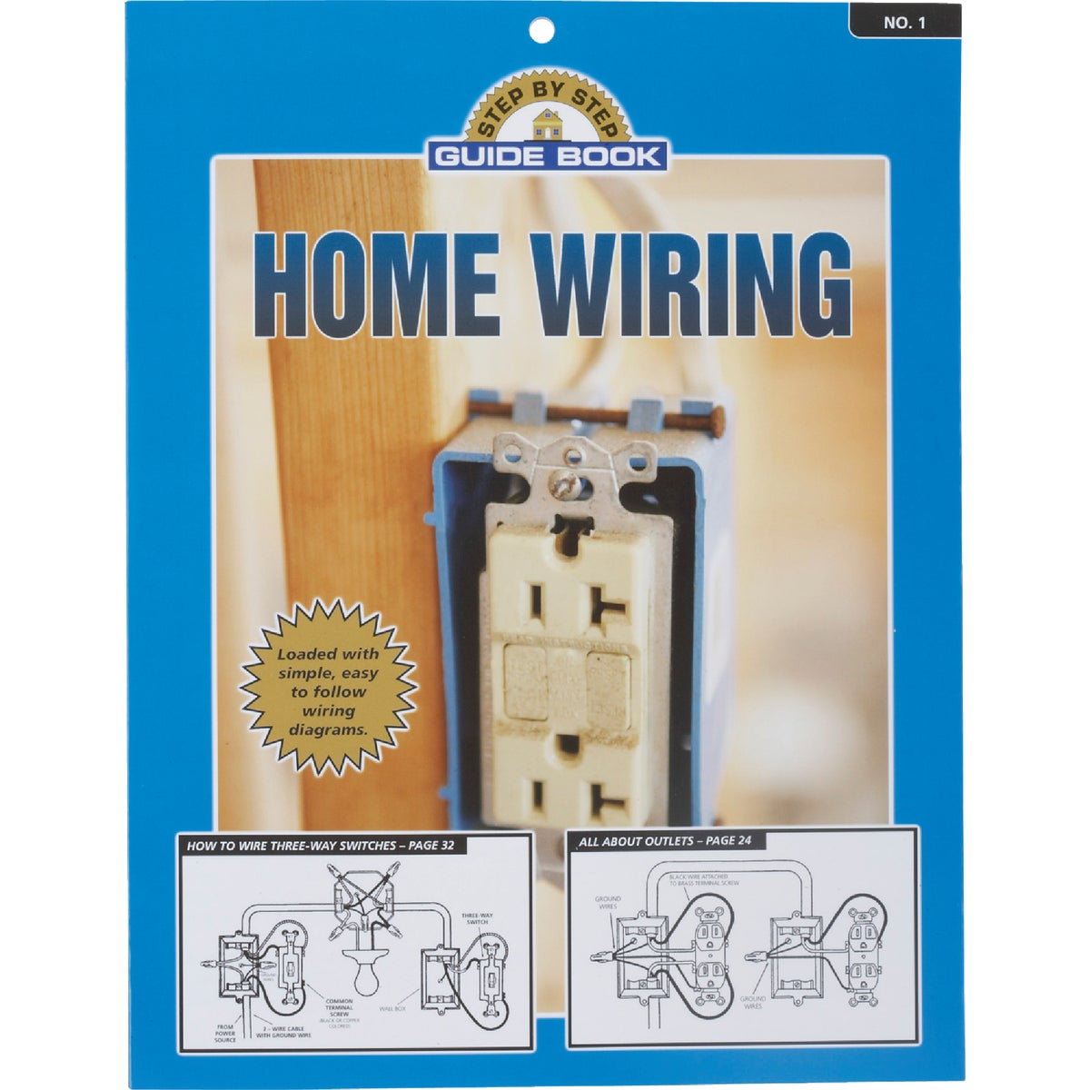 HOME WIRING BOOK - #1 by Step By Step Guide