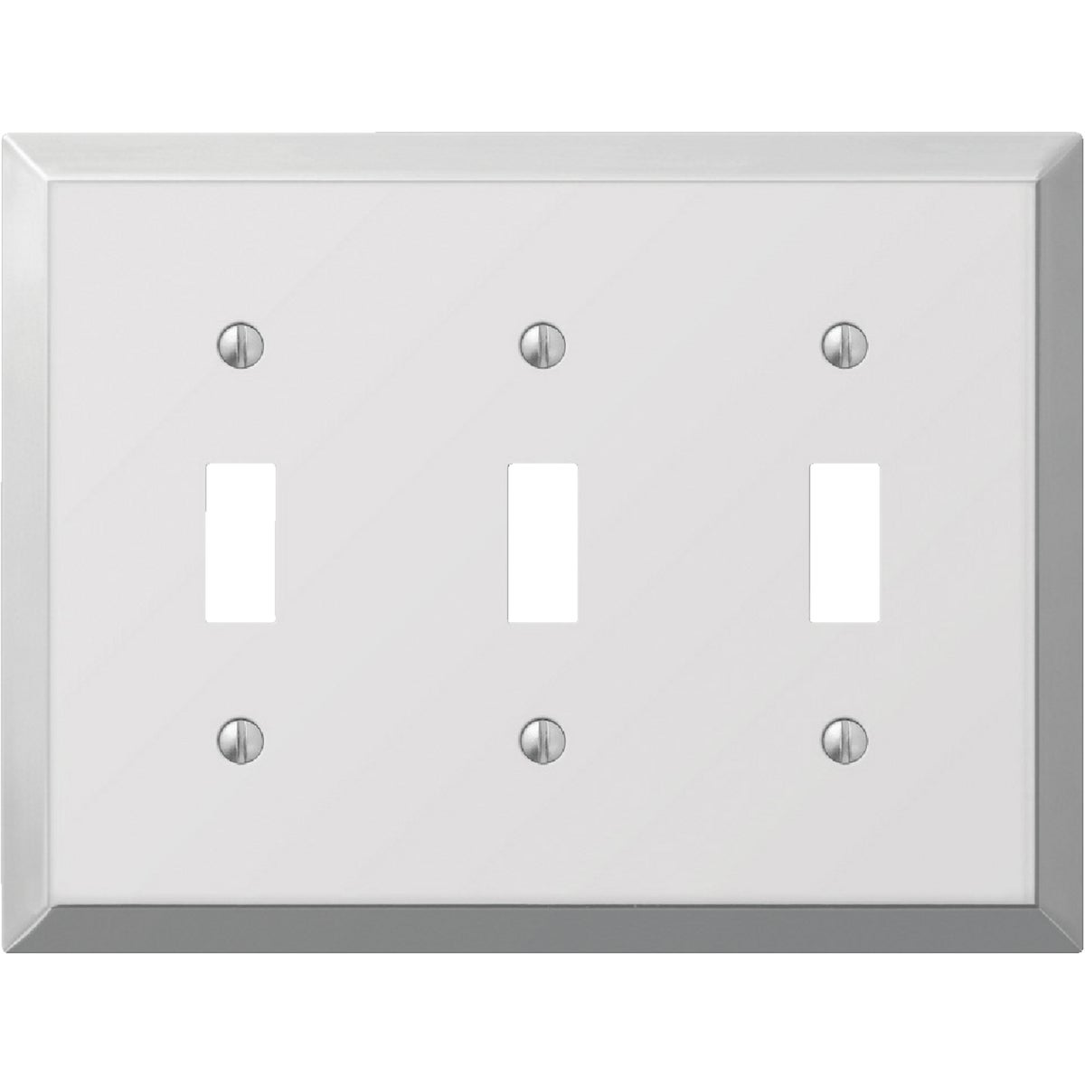 3TGL PCHRM WALLPLATE - 9CS103 by Jackson Deerfield Mf