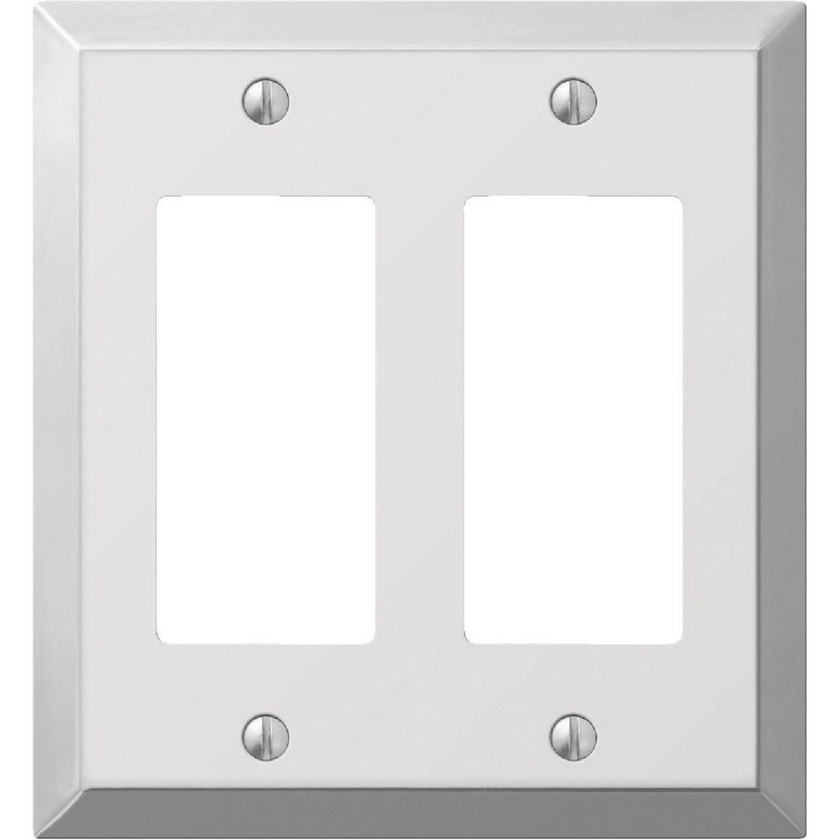 2RCKR PCHRM WALLPLATE - 9CS127 by Jackson Deerfield Mf