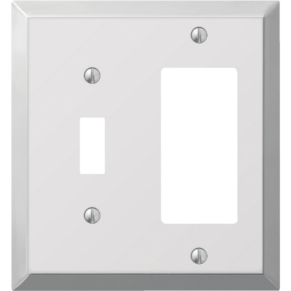 1TGL/1RCKR PC WALLPLATE - 9CS126 by Jackson Deerfield Mf