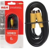 Audiovox Accessories 6' S-VIDEO CABLE VH976NV