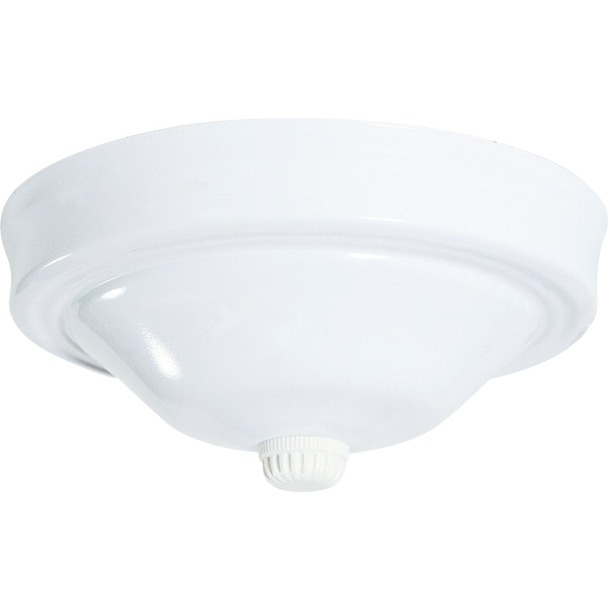 WHT BLANK CANOPY KIT - 70045 by Westinghouse Lightng